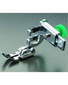 Janome Adjustable Zipper & Piping Foot - Cat A