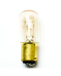 Light Bulb Small Bayonet 6V/4W - Clear