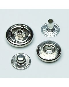 Prym Fastener Kit - Anorak Press Fasteners 15mm