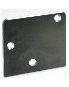 Single Hole Needle Plate