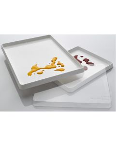 Plastic Lid for Painting Tray. Pack of 10