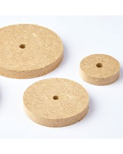 MDF Wheels. Pack of 100