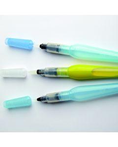 Refillable Brush Pens