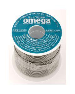 Omega Rosin-Free Fast Flow 63_37 Solder. Per reel