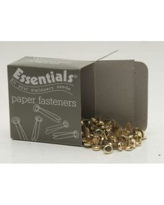 Paper Fasteners. Pack of 200