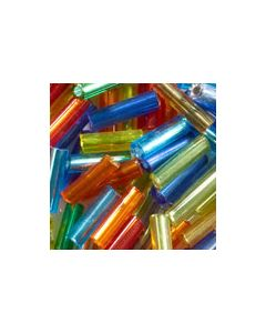 Glass Bugle Beads