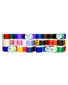 Madeira Aerofil 120 Sew-All 400m Reel Mixed Packs
