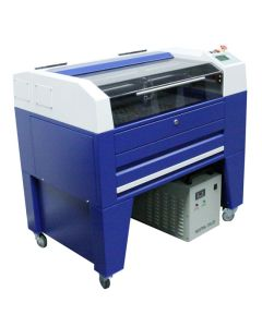 TMX65 Laser Cutting & Engraving Machine - Model RF 30W