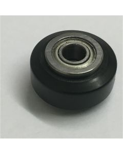 CTR Interior Carriage Wheel with Bearings (Black)