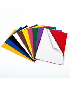 Peel & Stick EVA Foam Sheets - A4