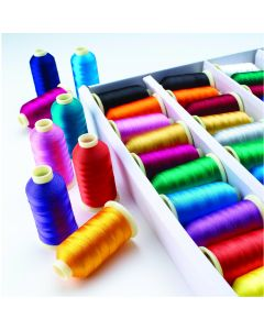 Marathon Viscose Rayon Embroidery Thread Bulk Pack
