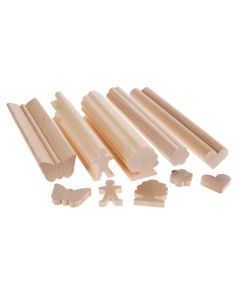 Softwood Profile Rods