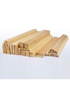 Mixed Timber Class Packs - Block