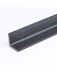 Mild Steel Black - Angle - 1m Lengths