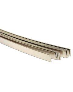Aluminium - Flat - 300 x 5 x 1mm