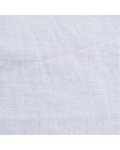 Cotton Voile 142cm Wide - White