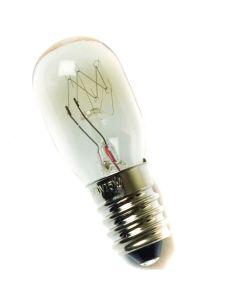 Light Bulb Universal Screw 240V/15W - Clear
