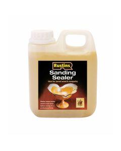 Rustins Shellac Sanding Sealer - 1L