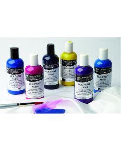 Colourcraft Silk Paints