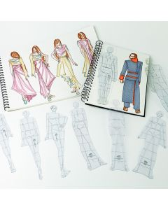 Fashion Figure Templates