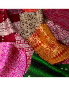 Sari Patchwork Packs