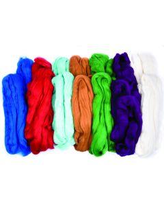 Felting Wool Mixed Pack - Bold